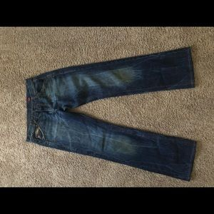 Miss Sixty Big TV jeans size 28